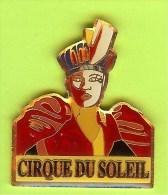 Pin's Cirque Du Soleil RARE - 9BB19 - Unclassified