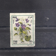 IRAQ - Flowers - Viola Mammola 2007 Scott 1719 - Used - Iraq