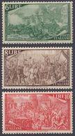 ITALIA -  1948 - Lotto Di 3 Valori Nuovi MNH: Yvert 521/523. - 6. 1946-.. Repubblica
