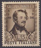ITALIA -  1948 - Yvert 531 Nuovo Senza Linguella. - 6. 1946-.. Repubblica