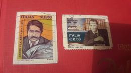 2010 Centenario Della Nascita Di Ennio Flaiano E Mario Pannunzio - 6. 1946-.. Repubblica