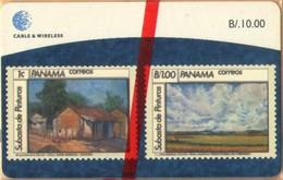 Panama - PAN-C&W-44, Stamps 5. Stamps Of Panama, 2000, Mint - NSB As Scan - Panama