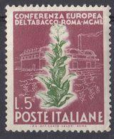 ITALIA - 1950 - Yvert 567 Nuovo MNH. - 6. 1946-.. Repubblica