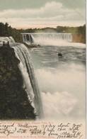 View From Prospect Park, Niagara Falls, New York  Ontario - Niagara Falls
