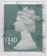 GB 2017 Machin £1.40 M17L MAIL Good/fine Used [39/31951/ND] - 1952-.... (Elizabeth II)