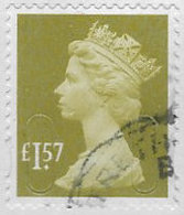GB 2017 Machin £1.57 M17L MAIL Good/fine Used [36/30303/ND] - 1952-.... (Elizabeth II)
