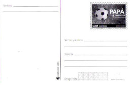 24834  Football - Soccer - Entier Postal - Postal Sta. - Unused - Cb - 2,25 - Non Classés
