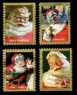 Etats-Unis / United States (Scott No.5332-35 - Santa Claus) (o) - Etats-Unis