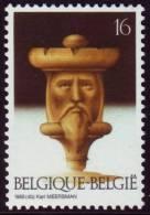 Schach Chess Ajedrez échecs - Belgien Belgium 1995 - MiNr 2646 - Schach
