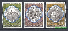 Vatican 1974 Mi 643-645 MNH ( ZE2 VTC643-645 ) - Vatikan
