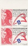 FRANCE 1988 N°2561*° PHILEXFRANCE89  LA PAIRE BDF - Neufs
