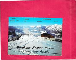 AUTRICHE - SCHWAZ - TIROL -  Berghaus Hecher  - DELC7 - - Schwaz