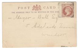 14123 -  HOUSEHOLD BRIGADE DARG HOUNDS - Entiers Postaux
