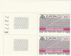 FRANCE 1988 N°2532*° EUROPA LA PAIRE BDF - France
