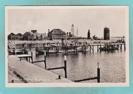 Small Post Card Of Berghaven,Hoek V Holland Noorderdam In Zuid-Holland, Netherlands. ,Q108. - Hoek Van Holland