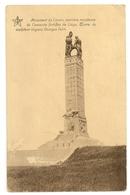 LONCIN / LONTZEN - Lot De 2 Cartes Du Monument De Loncin, Dernière Résistance De L'enceinte Fortifièe De Liège. - Lontzen