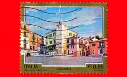 ITALIA - Usato - 2016 - Turismo - Carovilli (IS) - 0,95 - 6. 1946-.. Repubblica