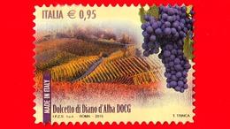 ITALIA - Usato - 2015 - Made In Italy: Vini DOCG - Dolcetto Di Diano D Alba (Piemonte) - Alba (CN) - 0,95 - 1946-.. République