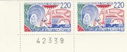 FRANCE 1988 N°2556*° THERMALISME LA PAIRE BDF - France
