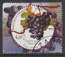 Croatia 2010 Fruits 4.00 (K) Multicoloured SW 933 O Used - Croatia