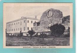 Small Post Card Of Syracuse, Sicily, Italy,Q109. - Siracusa