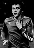 FOOTBALL - Finale De La Coupe De France 1985 MICHEL PLATINI  En Action - Sports