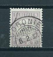 Suriname Stempel CORONIE Used/gebruikt/oblitere - Suriname ... - 1975