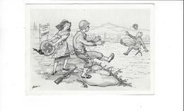 L ALSACE LIBEREE  CETTE FOIS CI C EST POUR TOUJOURS   DESSIN A WEBER  ***     A   SAISIR  **** - Guerre 1939-45