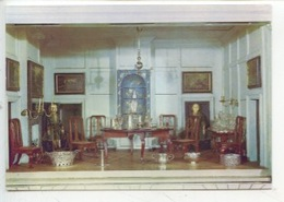 Maison De Poupées La Salle à Manger - Dining Room Dolls House By Sarah Lethieullier (Fetherstonhaugh - Uppark) Cp Vierge - Jeux Et Jouets