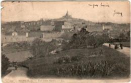 31rl 71 CPA - MARSEILLE - FORT SAINT NICOLAS - Marseille