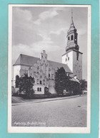 Small Post Card Of Budolfi Kirke,Ålborg, North Jutland, Denmark,Q109. - Denmark