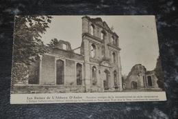 5223   LES RUINES DE L'ABBAYE D'AULNE - Thuin