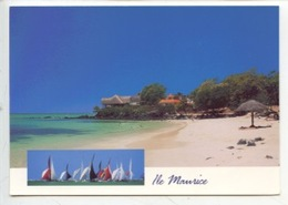 Afrique : Ile Maurice - La Cuvette, Grand-Baie (cp Vierge) - Maurice
