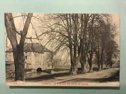 LUNÉVILLE. La Fabrique Des Verres De Montre - Luneville