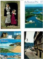 56 / MORBIHAN / Lot 800 C.P.M. écrites - Cartes Postales