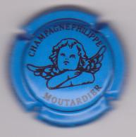 Capsule Champagne MOUTARDIER Philippe ( 29i ; Bleu Et Noir ) {S08-19} - Champagne