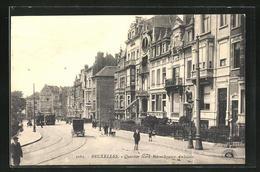 AK Bruxelles, Quartier Nord-Est, Square Ambiorix - Brussel (Stad)
