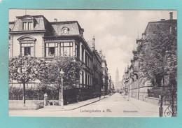 Small Post Card Of Ludwigshafen Am Rhein,Rhineland-Palatinate, Germany,,Q109. - Ludwigshafen