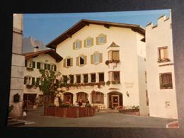 19882) CASTELROTTO KASTELRURH HOTEL POSTA POSTHOTEL LAMM NON VIAGGIATA - Bolzano (Bozen)