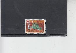 FINLANDIA  1972 - Unificato  673° - Croce Rossa - Finlandia