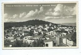 Palma De Mallorca Bellver Desde El Majorica Hotel - Palma De Mallorca