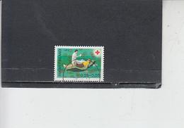 FINLANDIA  1972 - Unificato  671°  - Croce Rossa - Finlandia