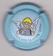 Capsule Champagne GLAVIER Philippe ( 14 ; Ange Fond Bleu ) {S08-19} - Champagne