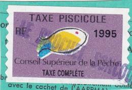 T.F Taxe Piscicole N°345 - Fiscaux