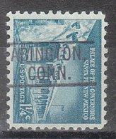 USA Precancel Vorausentwertung Preo, Locals Connecticut, Abington 802 - Vereinigte Staaten