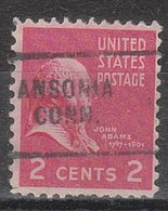 USA Precancel Vorausentwertung Preo, Locals Connecticut, Ansonia 703 - Vereinigte Staaten