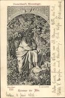 Artiste Cp Von Luttich, E., Reinmar Der Alte, Deutschlands Minnesänger - Personnages Historiques