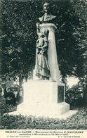 71 - CHALON-sur-SAONE - Monument Du Docteur E. Mauchamp. Assassiné à Marrakech Le 19 Mars 1907 - Chalon Sur Saone