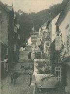 002 - ROYAUME-UNI - CLOVELLY - Higt Street New Inn Hotel Board - Devon - Clovelly