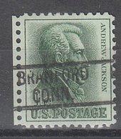 USA Precancel Vorausentwertung Preo, Locals Connecticut, Brandford 819 - Vereinigte Staaten